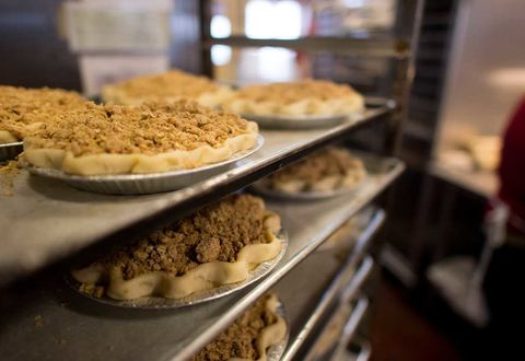 Nantucket Baking Company Pies